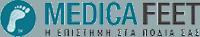 Medica Feet Logo