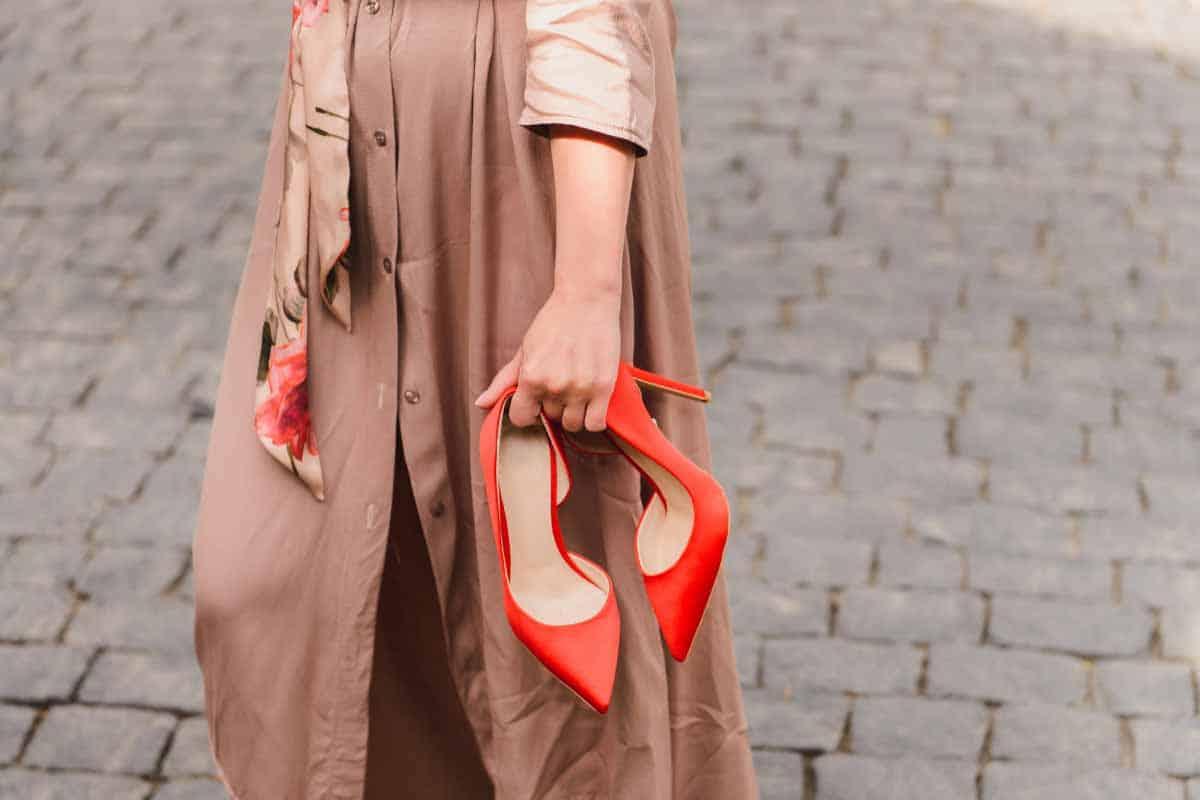 Ψηλά τακούνια: 6+1 tips για να προστατέψετε τα πόδια σας