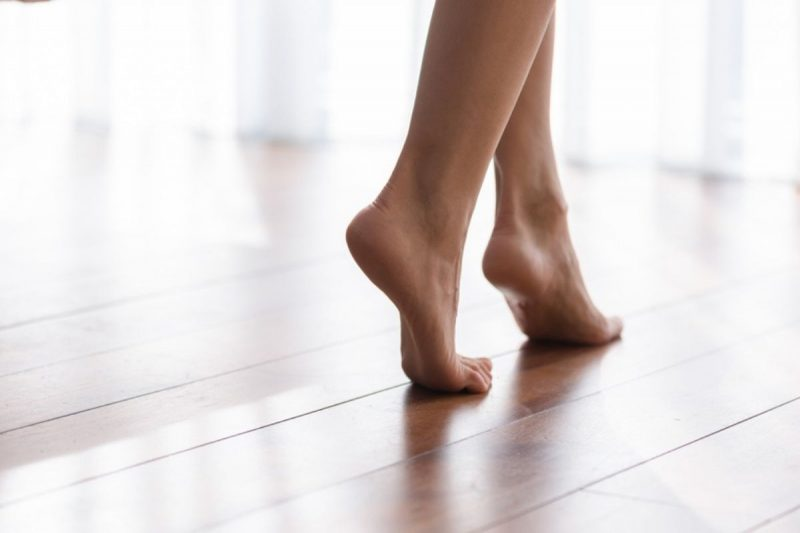 μύκητες στα πόδια
